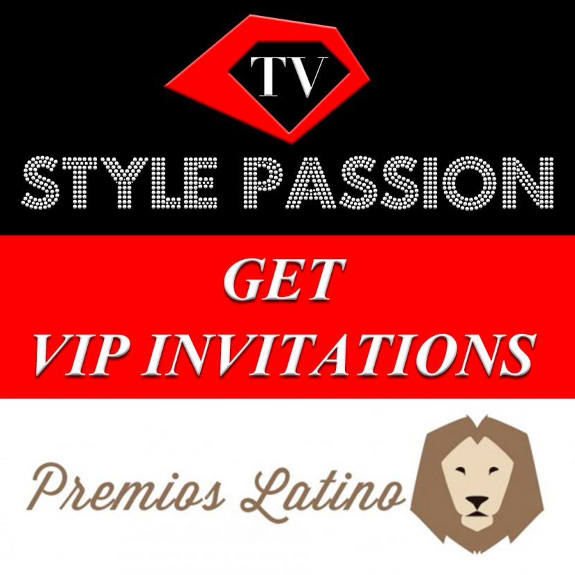 PREMIOS LATINO - Contest www.stylepassion.net