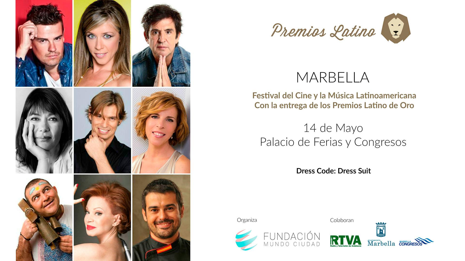 PREMIOS LATINO - www.premioslatino.es