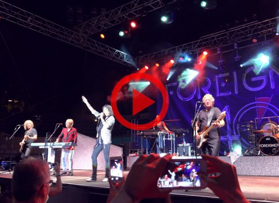 The Foreigner Marbella Concert Style Passion TV